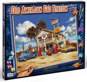 Schipper 609360600 - Old American Gas Station, MNZ, Malen nach Z