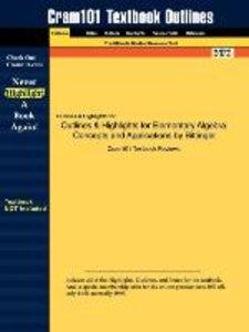 Outlines & Highlights for Elementary Algebra