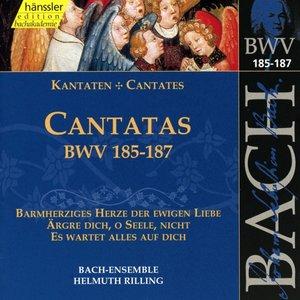 Kantaten BWV 185-187