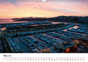 Southern Mallorca Island of Dreams (Wall Calendar 2016 DIN A3 La