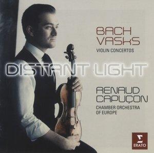 Violinkonzerte BWV 1041 & 1042/Fernes Licht