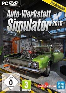 Pro Simulation: Auto-Werkstatt Simulator 2015