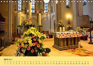 St. Severin Eilendorf 2017 (Wandkalender 2017 DIN A4 quer)
