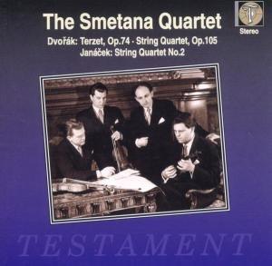 Terzett op.74/Streichquartett op.105/Quartett 2