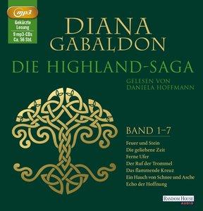 Die Highland-Saga Band 1 bis 7
