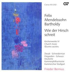Wie Der Hirsch Schreit (Kirchenwerke 4)