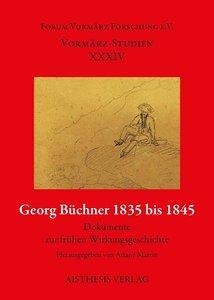 Georg Büchner 1835 bis 1845