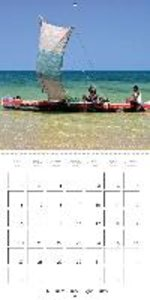 Madagascar Indian Ocean Pearl (Wall Calendar 2015 300 × 300 mm S