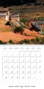 Madagascar Indian Ocean Pearl (Wall Calendar 2015 300 × 300 mm S