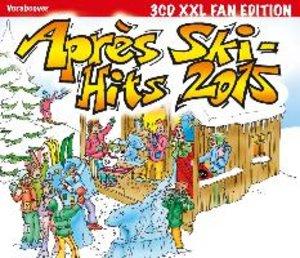 Après Ski Hits 2015 - XXL Fan Edition