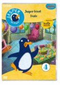 Jasper der Pinguin 4-Jasper feiert Feste (DVD)