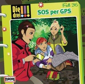 Die drei !!! 36: SOS per GPS