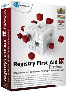 Registry First Aid 10 Platinum - Reparieren und optimieren Sie I