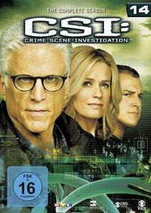 CSI: Las Vegas-Season 14