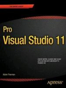 Pro Visual Studio 2012