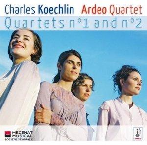 Quartet 1,op.51 & Quartet 2,op.57