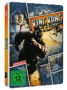 Reel Heroes-King Kong-Blu-ray-Stee