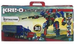 Hasbro 30689148 - KRE-O: Transformers Optimus Prime Bauset