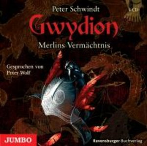 Gwydion - Merlins Vermächtnis, 4 Audio-CDs