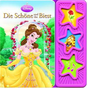 Keast, J: Disney Prinzessinnen, Die Schöne und das Biest