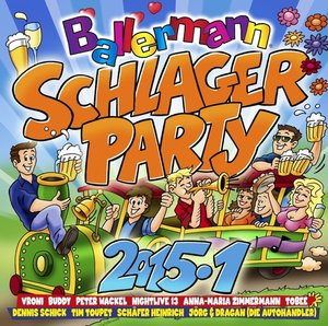 Ballermann Schlagerparty 2015.