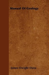Manual Of Geology
