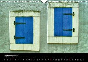 Fenster und Türen (Wandkalender 2016 DIN A4 quer)