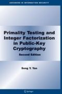 Primality Testing and Integer Factorization in Public-Key Crypto