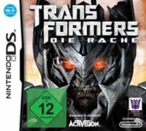 Transformers Revenge - Deception. Nintendo DS