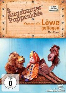 Augsburger Puppenkiste - Kommt ein Löwe geflogen