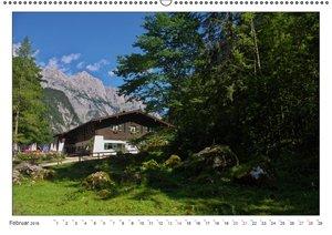 Naturparadies Obersee (Wandkalender 2016 DIN A2 quer)