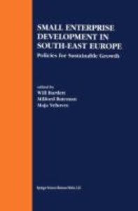 Small Enterprise Development in South-East Europe