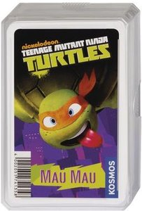Teenage Mutant Ninja Turtles Mau-Mau