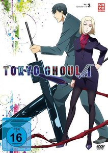 Tokyo Ghoul Root A (2. Staffel) - DVD 3