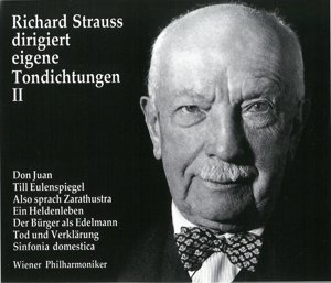 Richard Strauss Dirigiert Eige