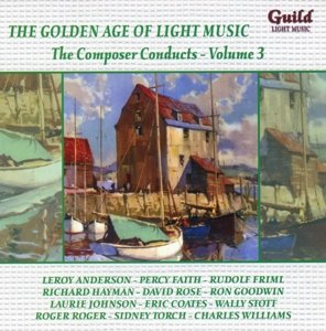 The Composer Conducts,Vol.3