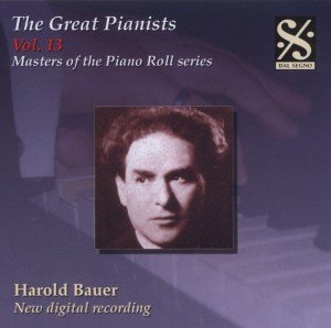 Great Pianists Vol.13/Bauer