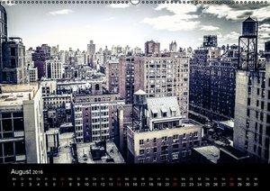 New York (Wandkalender 2016 DIN A2 quer)