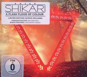 A Flash Flood Of Colour CD/DVD