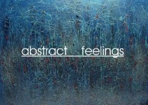 abstract feelings (Poster Book DIN A4 Landscape)