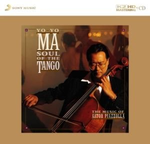 Soul Of The Tango K2HD CD