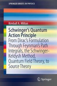 Schwinger's Quantum Action Principle