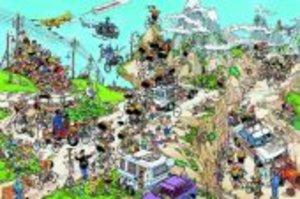 Tour de France. Puzzle 1500 Teile