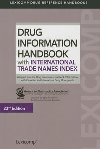 Drug Information Handbook with International Trade Names Index 2