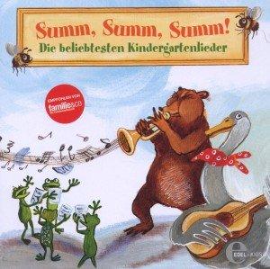 Summ, Summ, Summ! Die Beliebtesten Kindergartenlieder