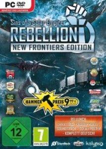 Sins of Solar Empire Rebellion: New Frontiers Edition (Hammerpre