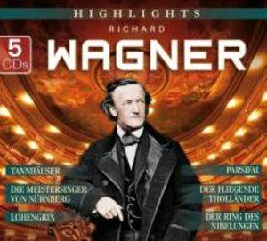 Richard Wagner - Highlight