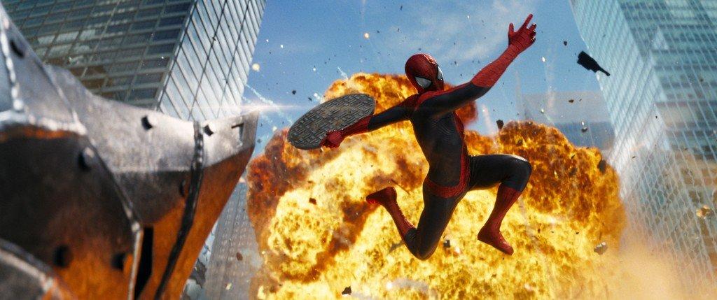 The Amazing Spider-Man 2: Rise of Electro - zum Schließen ins Bild klicken