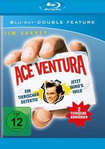 Ace Ventura - Ein tierischer Detektiv & Ace Ventura - Jetzt wird