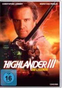 Highlander III-Die Legende (DVD)